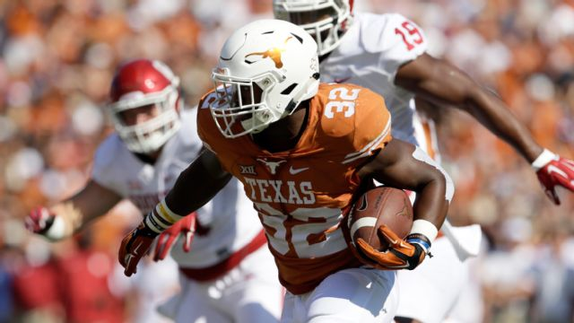Oklahoma vs. Texas - 10/10/2015 (re-air)