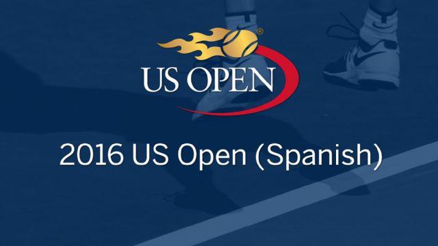 2016 US Open (Spanish) (First Round)