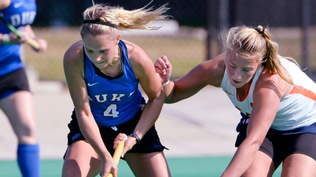 William & Mary vs. Duke (Field Hockey)