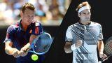 (10) T. Berdych vs. (17) R. Federer (Men's Third Round)