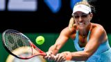 (1) A. Kerber vs. C. Vandeweghe (Men's Round of 16)