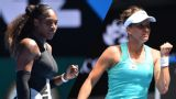 (2) S. Williams vs. (16) B. Strycova (Women's Singles Round of 16)