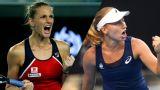 (5) K. Pliskova vs. (22) D. Gavrilova (Women's Singles Round of 16)