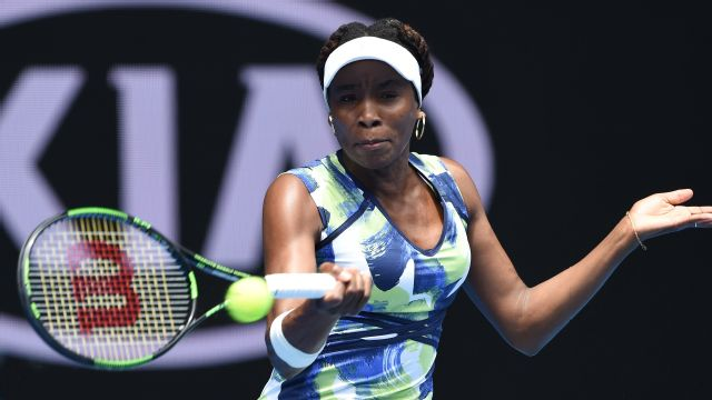 (13) V. Williams vs. K. Kozlova (Women's First Round)