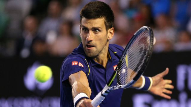 (2) N. Djokovic vs. F. Verdasco (Men's First Round)