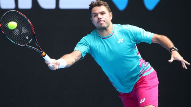 (4) S. Wawrinka vs. A. Seppi (Men's Round of 16)