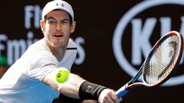 Replay - (1) A. Murray vs. M. Zverev (Men's Round of 16)