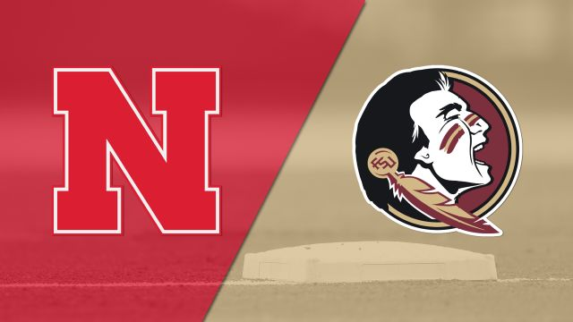 Nebraska vs. #3 Florida State (Softball)