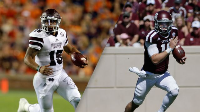 #21 Mississippi State vs. #14 Texas A&M (Football) (re-air)