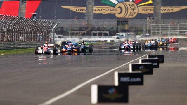 Indianapolis 500 Qualifying (Day 1)