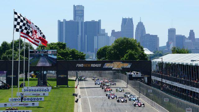 Dual in Detroit - Race 2