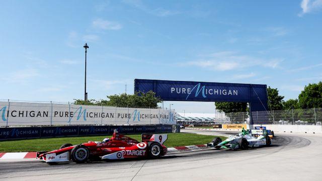 Dual in Detroit - Race 1