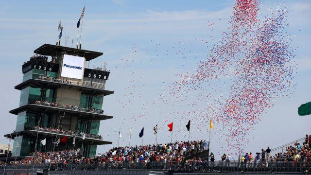 Indianapolis 500 Pre-Race