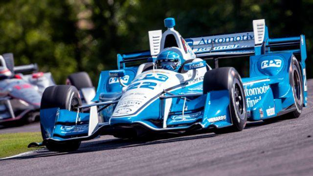 Dual in Detroit Race 2