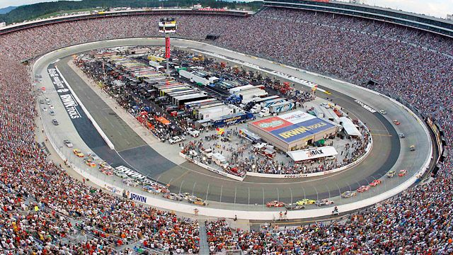 NASCAR Nationwide Series at Bristol