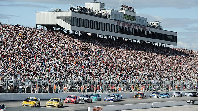 NASCAR Nationwide Series at New Hampshire