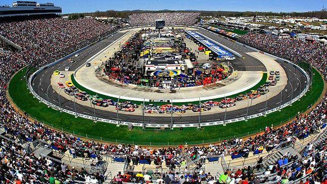 NASCAR Sprint Cup Series at Martinsville