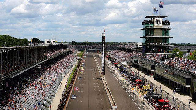 The Brickyard 400 Pres By Golden Corral
