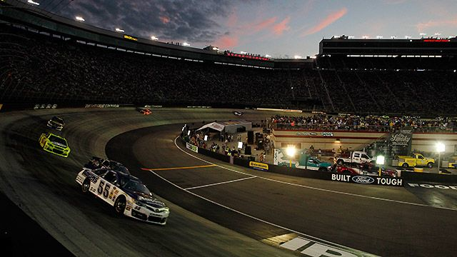 NASCAR Sprint Cup Series at Bristol presented by Autozone