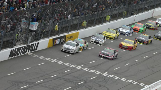 NASCAR Sprint Cup Series at Martinsville presented by Autozone