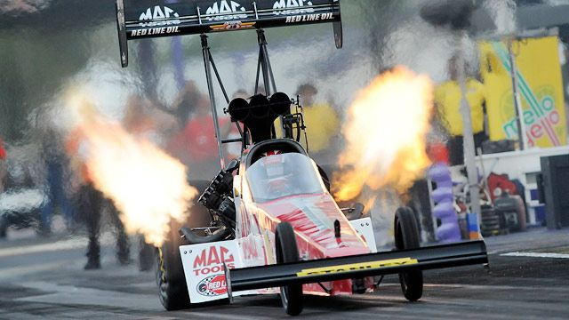 Carquest Auto Parts NHRA Nationals Qualifying