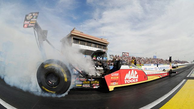 Amalie Oil NHRA Gatornationals Qualifying