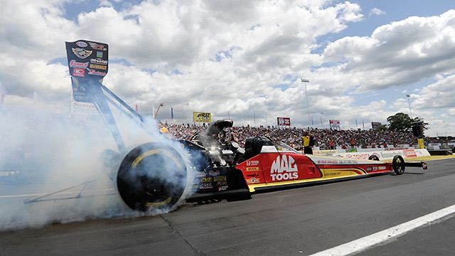 Summit Racing Equipment NHRA Nationals Qualifying