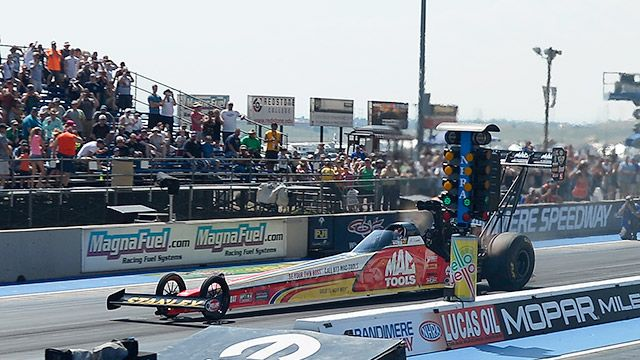 NHRA Sonoma Nationals Qualifying