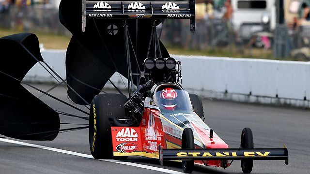 AAA Texas NHRA Fall Nationals Qualifying