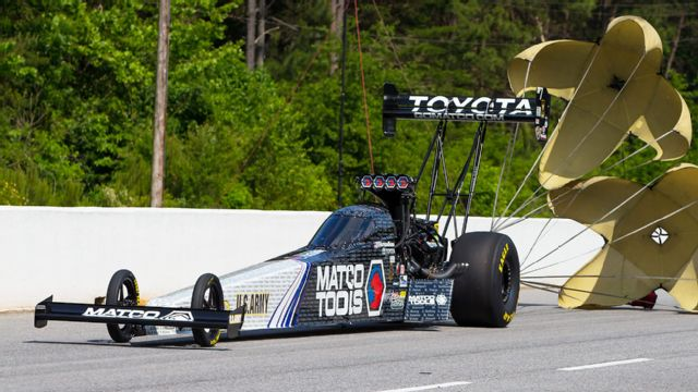 Toyota NHRA Summernationals