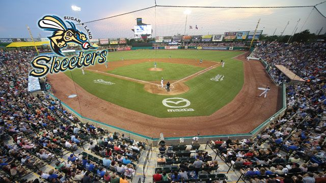Long Island Ducks vs. Sugar Land Skeeters