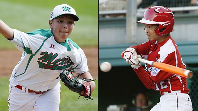 En Espa�ol - Guadalupe, Mexico vs. Tokyo, Japan (Elimination Game)