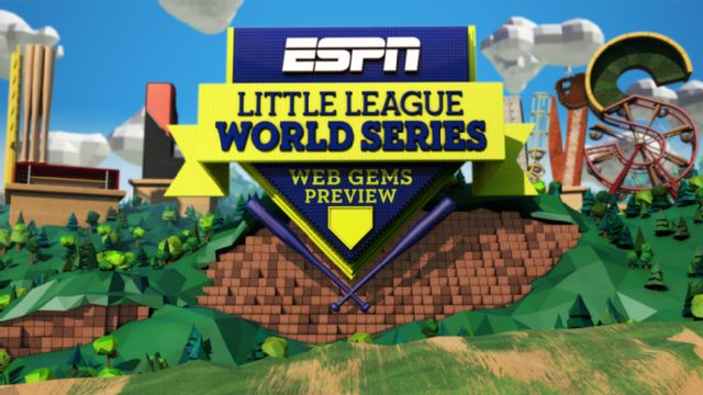 2015 Little League World Series Webgems/Championship Preview Show