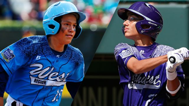 Bonita, California vs. Pearland, Texas (Elimination Game) (Little League World Series)