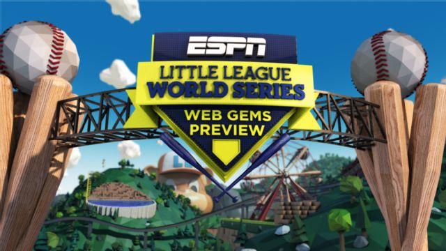 2016 Little League World Series Webgems/Championship Preview Show Presented by Subway (Little League World Series)