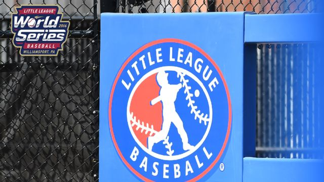 Goodlettsville, Tennessee vs. Chula Vista, California (Elimination Game) (Little League World Series)