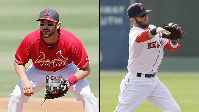St. Louis Cardinals vs. Boston Red Sox