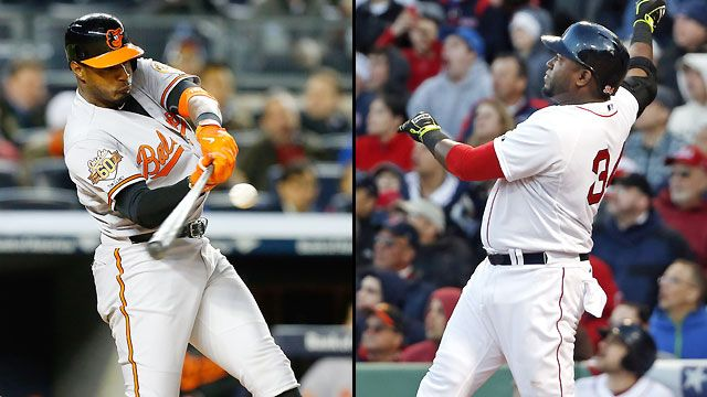 Baltimore Orioles vs. Boston Red Sox (re-air)