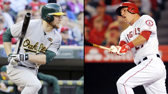 Oakland Athletics vs. Los Angeles Angels of Anaheim (re-air)