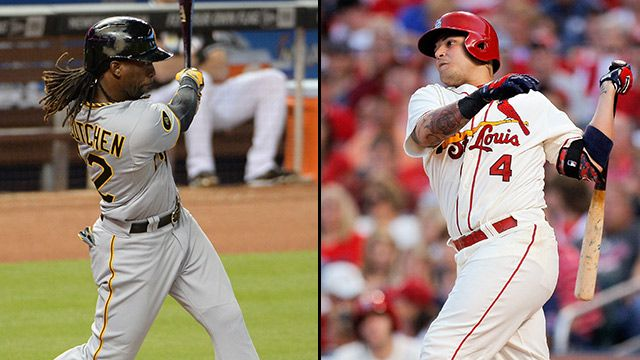 Pittsburgh Pirates vs. St. Louis Cardinals (re-air)