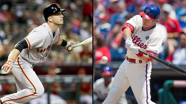 San Francisco Giants vs. Philadelphia Phillies (re-air)