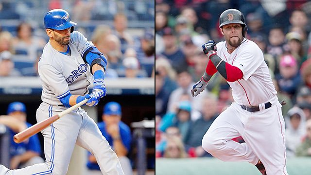 Toronto Blue Jays vs. Boston Red Sox (re-air)