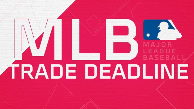 Baseball Tonight: Trade Deadline Special