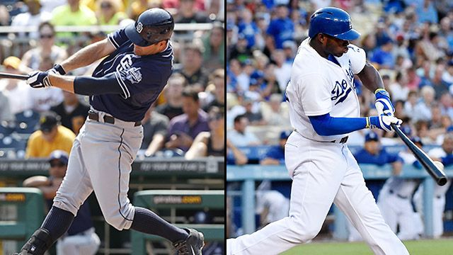 San Diego Padres vs. Los Angeles Dodgers (re-air)