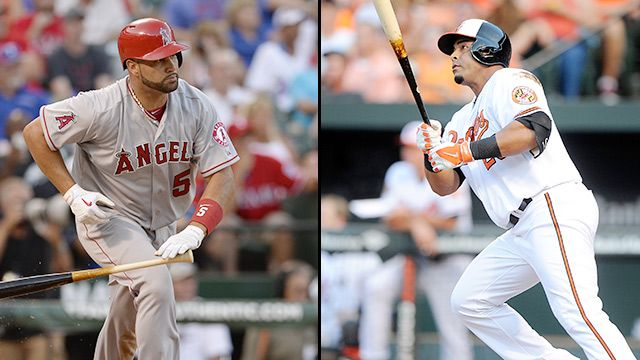 En Espa�ol - Los Angeles Angels of Anaheim vs. Baltimore Orioles