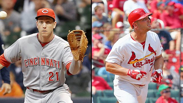 Cincinnati Reds vs. St. Louis Cardinals