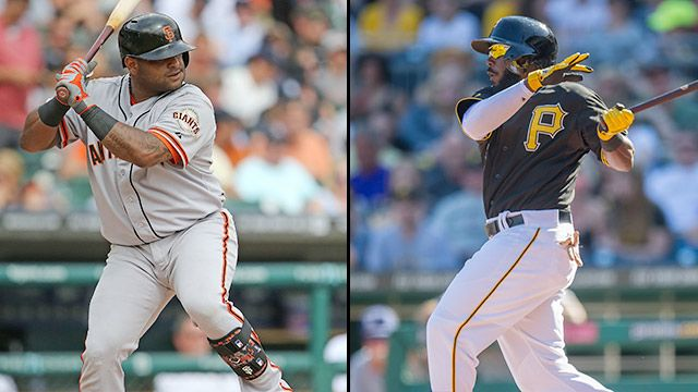 En Espa�ol - San Francisco Giants vs. Pittsburgh Pirates