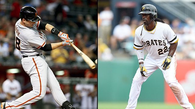 San Francisco Giants vs. Pittsburgh Pirates (re-air)