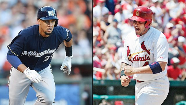 En Espa�ol - Milwaukee Brewers vs. St. Louis Cardinals