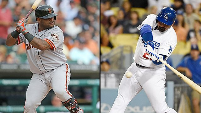 En Espa�ol - San Francisco Giants vs. Los Angeles Dodgers